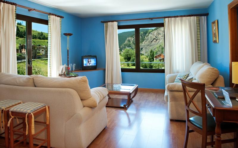 Apartamentos Sant Bernat Vistas